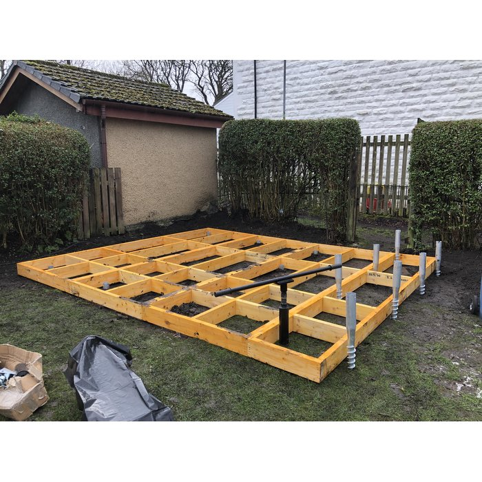Deck Base (per square metre) (GS-DECKBASE)